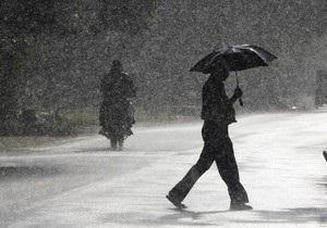Новости России - В Российском городе выпал стеклянный  дождь