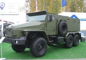 Новости России - МВД России получит специальные бронемашины для разгона митингов