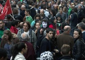 В Мадриде забастовка против образовательных реформ переросла в беспорядки