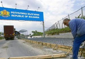 Турция - Болгария - СМИ: Болгария возводит заграждение на границе с Турцией