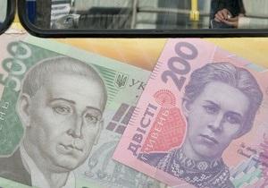 Госдолг Украины за сентябрь вырос на шесть миллиардов гривен