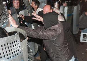 Марков - арест - сторонники - лишение свободы - Четверым задержанным сторонникам Маркова грозит до пяти лет лишения свободы