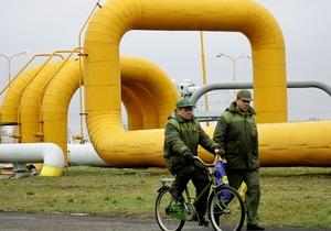 Киев и Брюссель одобрили новый путь для европейского газа в Украину - газпром - нафтогаз