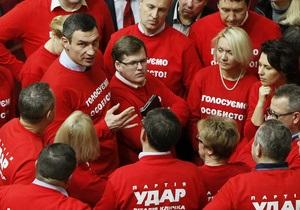 The New Times: Майдан-2015. Без Кличко и Тимошенко