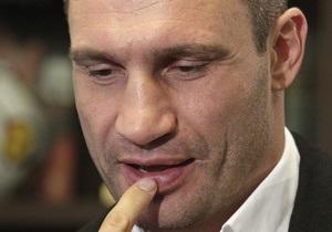 Большая игра. Forbes исследовал закулисные маневры Януковича в интригах вокруг Кличко