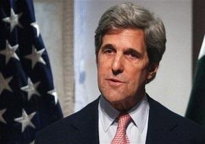 США являются исключительной страной, потому что бескорыстно помогают всему миру - Керри