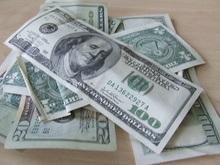 Курс доллара на межбанке достиг 5.6 гривен