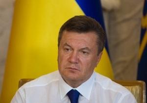 НГ: Тревожный сигнал для Януковича