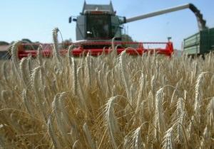 ООН прогнозирует высокие цены на зерно в 2012 году