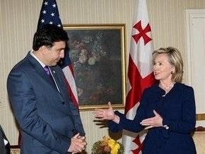 США не признают и не собираются признавать Южную Осетию и Абхазию - Клинтон