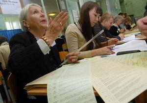 Депутаты предлагают запретить предоставление материальной помощи во время выборов