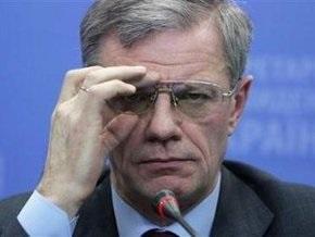 Уполномоченный Ющенко назвал цену российского газа на 2010 год