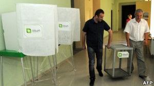 В Грузии 1 октября пройдут парламентские выборы