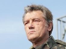 Ющенко: Нас еще никто не приглашает в НАТО