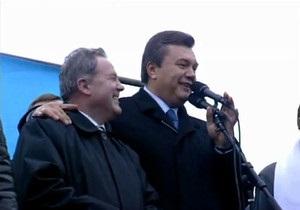 Выборы на Николаевщине: штраф за агитацию против Партии регионов
