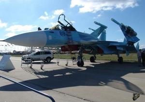 Китай скопировал истребитель Су-33