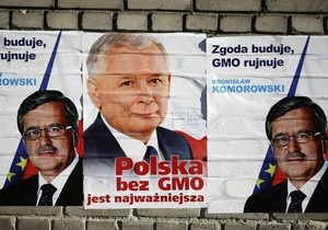 Сегодня Польша выберет президента