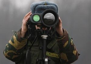 Новости Черновицкой области - нелегалы - Евросоюз - пограничники - В Черновицкой области бомж пытался нелегально пробраться в Евросоюз