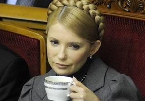 Налоговики могут проверить доходы Тимошенко