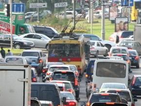 В Симферополе бастуют водители троллейбусов
