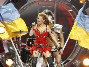 В финале Евровидения-2009 Лобода выступит под номером 21