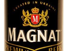 Премиальное пиво «MAGNAT» теперь в банке