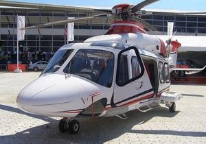 Годовая аренда вертолета Януковича обойдется в 7,5 миллионов гривен