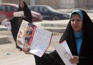 Иракская Аль-Каида угрожает сорвать парламентские выборы в стране