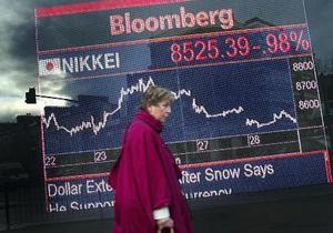Акции энергокомпаний – лидеры падения на Украинской бирже
