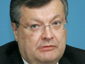 Грищенко заявил, что Россия и Украина должны сотрудничать, как Канада и США