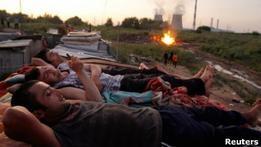 СК Москвы: более половины убийств совершают приезжие