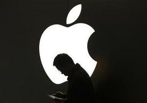 Уолл-стрит разочарована результатами Apple