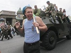 В День ВДВ в Нижнем Новгороде произошла массовая драка с участием десантников: около 20 пострадавших