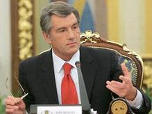 Ющенко: Отсутствие формулы цены на газ несет риск для национального рынка