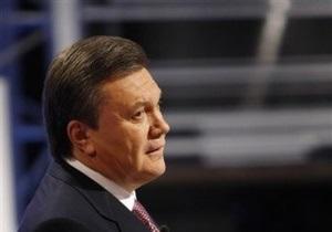 Герман: Янукович не будет участвовать в дебатах с Тимошенко