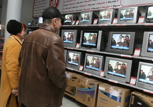 Эксперт: В Украине наблюдается диспропорция между телеканалами и рынком рекламы