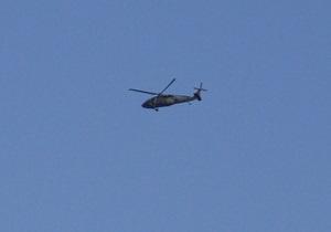 Вертолет Ми-8 потерпел крушение в аэропорту словацкого города Попрад