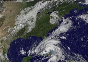 На подходе к Луизиане Айзек почти достиг силы урагана
