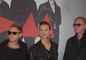 Новый альбом Depeche Mode выйдет в марте