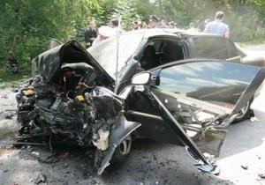 В Запорожской области произошло ДТП на  дороге смерти , погибли два человека