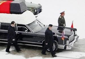 Похороны Ким Чен Ира начались с четырехчасовым опозданием