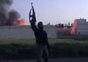 Сирийские повстанцы выиграли бой за стратегически важный город. Погибли 38 человек