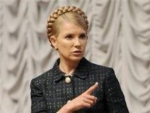Тимошенко рассказала, почему человек Балоги не попал в Кабмин