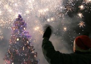 Гослесхоз Украины планирует продать к Новому году миллион елок