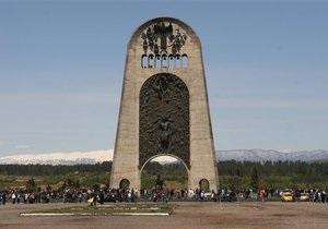 Автор взорванного в Кутаиси Мемориала славы выступил против воссоздания памятника