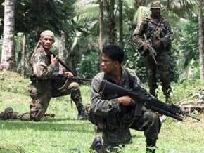 В результате боев на юге Филиппин погибли не менее 45 человек