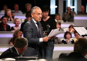 Представитель Евросоюза в Украине написал Савику Шустеру письмо