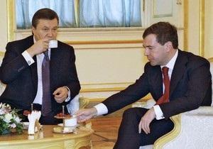 Медведев реанимирует отношения с Украиной при помощи сильнодействующих средств