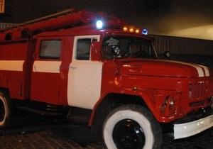 В Киеве в роддоме произошел пожар