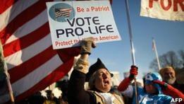 Американский штат отверг поправку, ведущую к запрету абортов